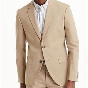 Club Monaco Men's Cream Suit